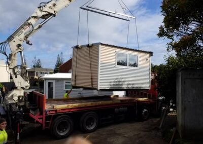 Lifting the Tin Shed